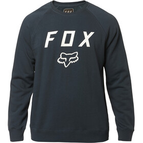 Fox Legacy Crew Neck Fleece Pullover Men navy/white